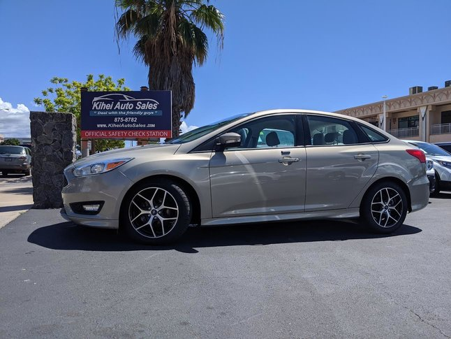 Kihei Ford Focus Giveaway
