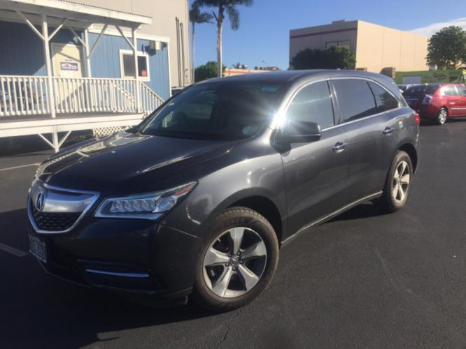 2015 Acura MDX SPORT UTILITY 4-DR