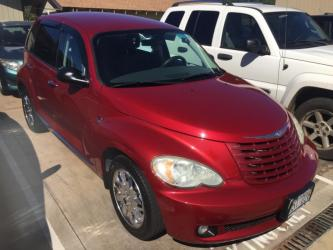 2008 Chrysler PT Cruiser WAGON 4-DR
