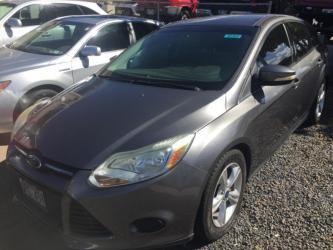 2014 Ford Focus HATCHBACK 4-DR