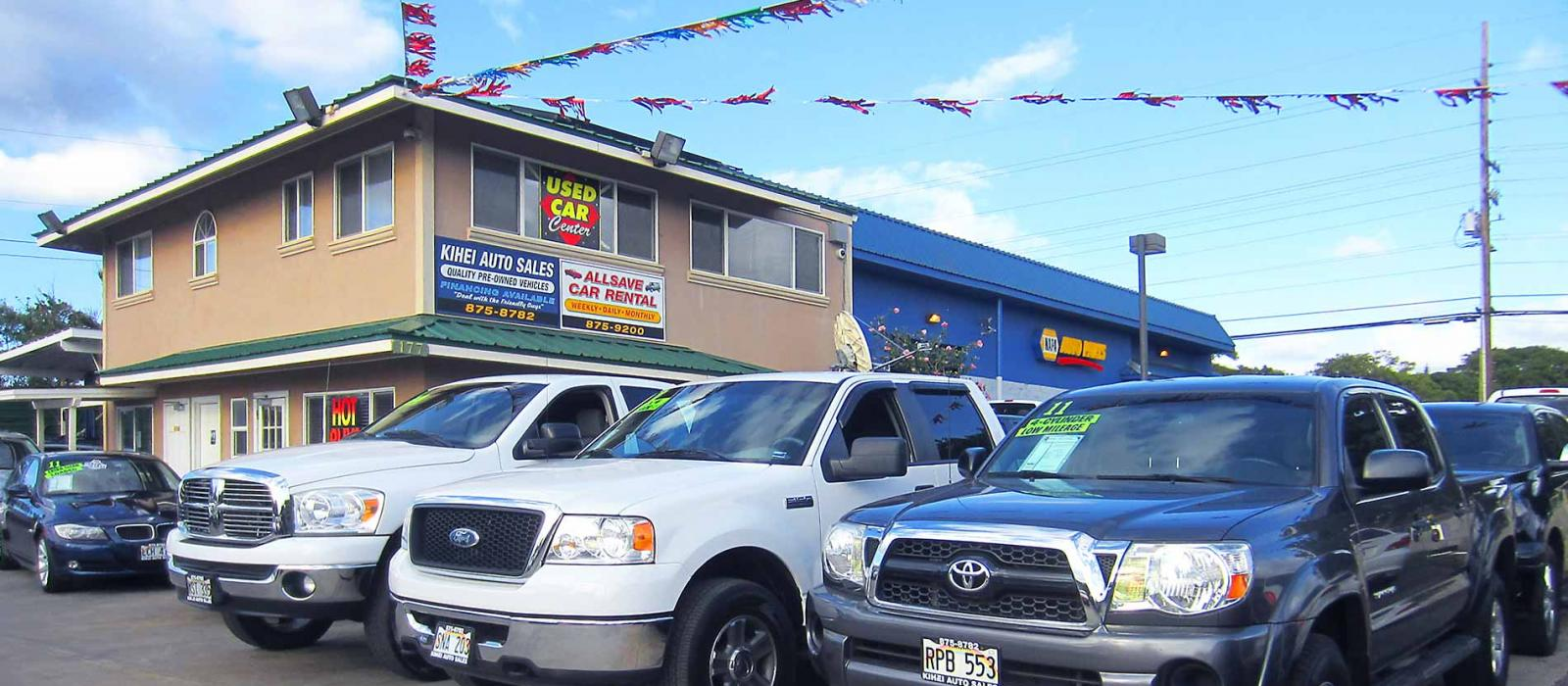 Kihei Auto Sales: Used Cars Maui Hawaii,Kahului HI Pre-Owned